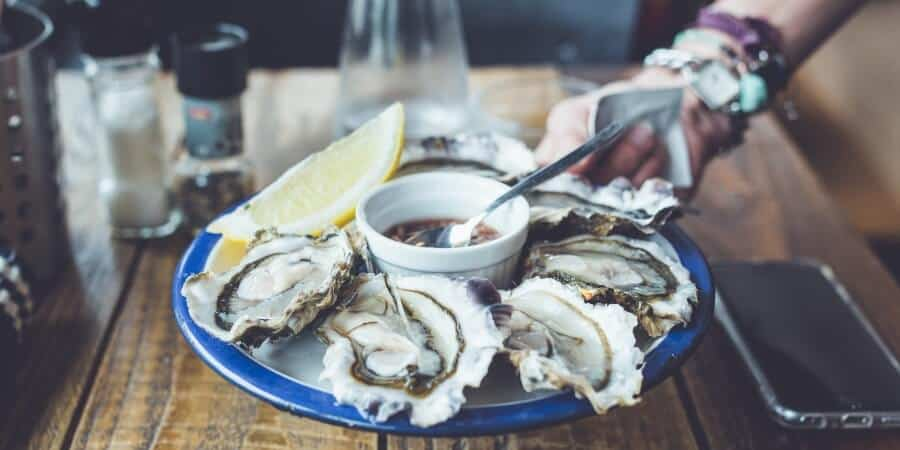 The Surprising Health Benefits of Eating Oysters