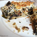 Tuscan Stuffed Portobello Mushrooms
