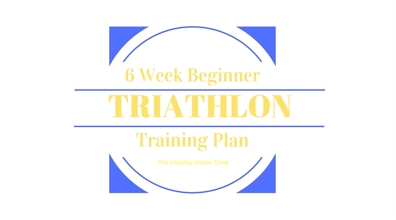With this 6 week training plan, you will be set for your first sprint level tri.