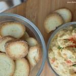 Lox Hummus Dip
