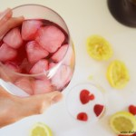 Raspberry Lemon Iced Tea Sparkler