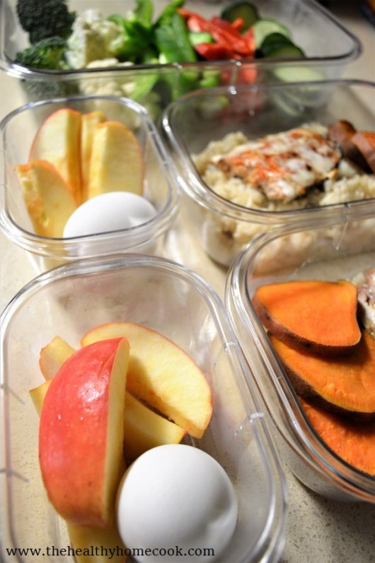 Take control of your weekly meals by using these simple meal planning tips