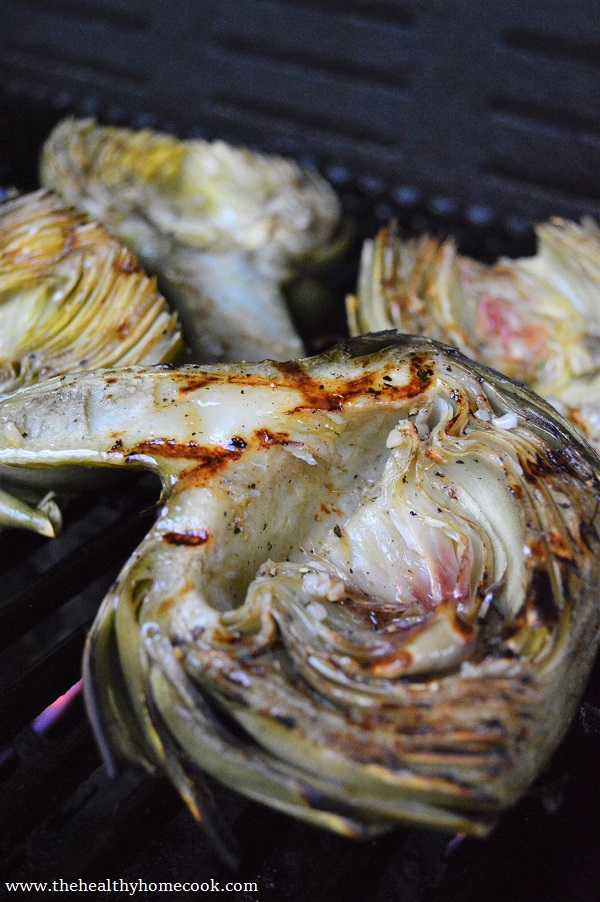 Your meal is not complete until you add these Grilled Artichokes.