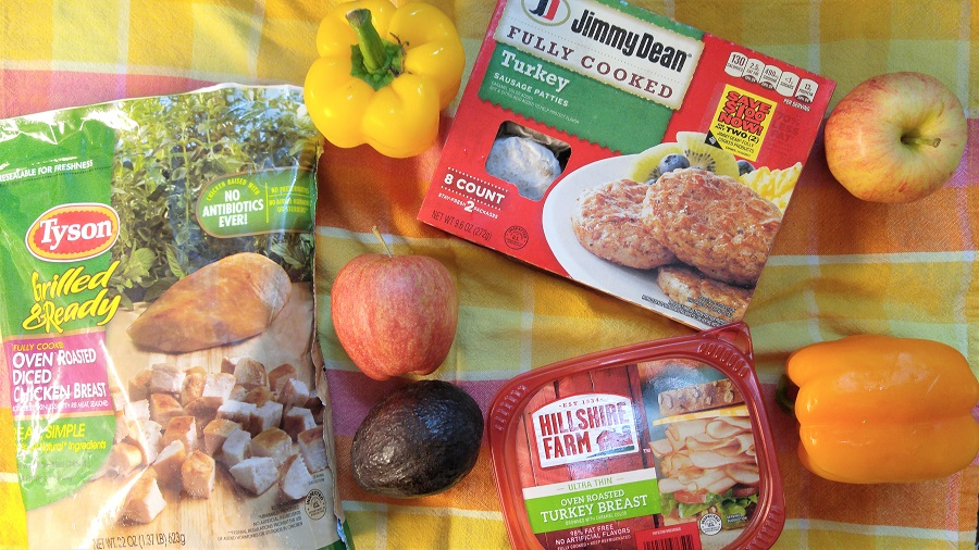 """You no longer need to struggle to put meals on the table once the """"Back To School"""" season begins. Keep my Back To School Grocery Must Haves list on hand and you will be prepared!"""