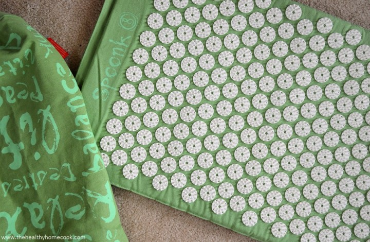 Review: Spoonk Acupressure Massage Mat