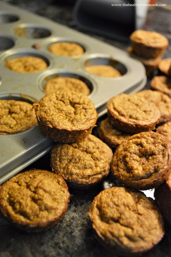 This recipe forCarrot Cake Blender Mini Muffins is the answer to all your questions!