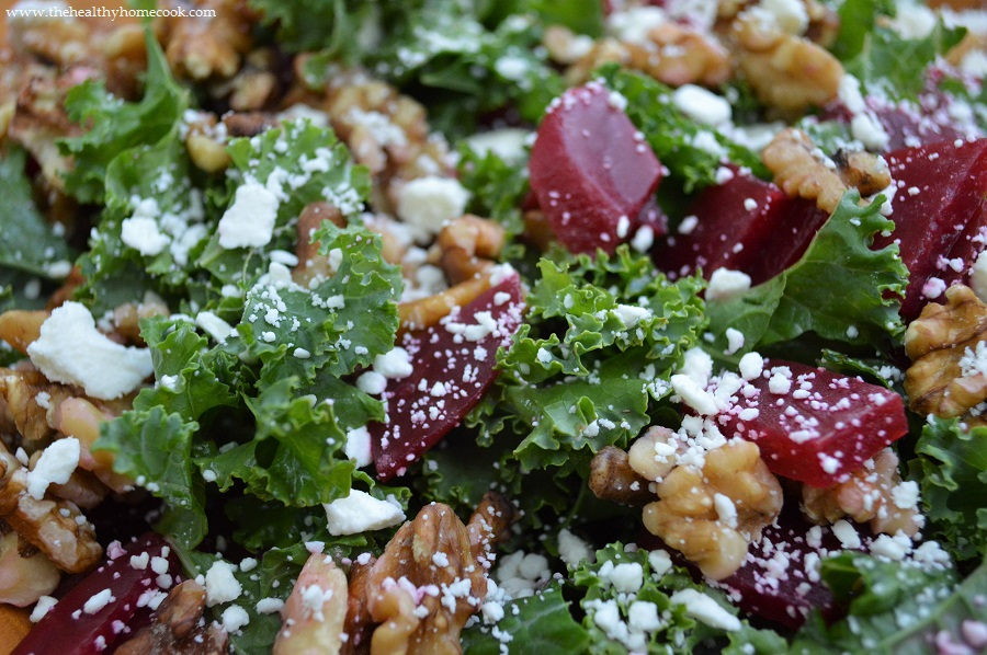 This Winter Kale Salad is one you will definitely want to make all year long.