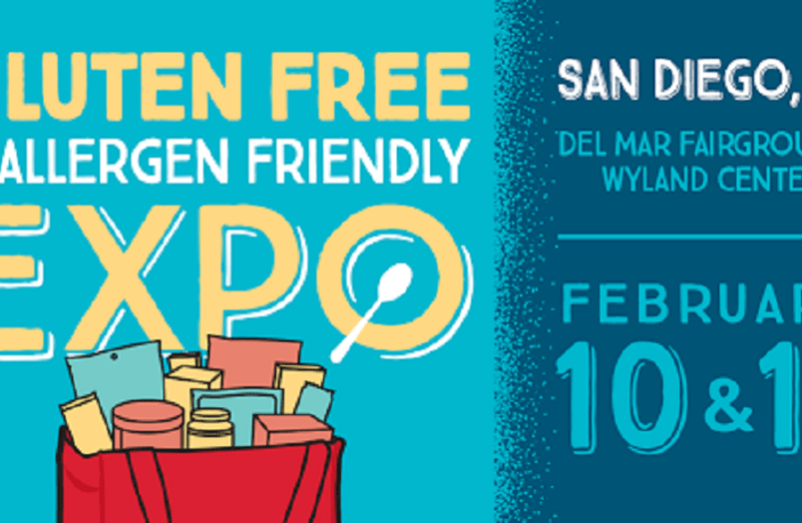 Gluten Free & Allergen Friendly Expo {San Diego}