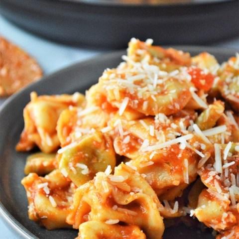 Quick & Easy Instant Pot Tortellini