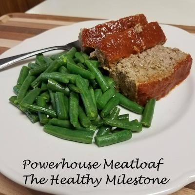 instant pot meatloaf with flax meal