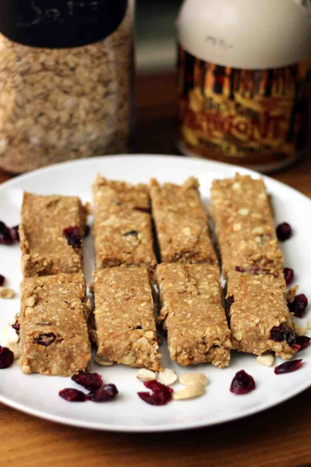 on the trail protein bars the healthy toast