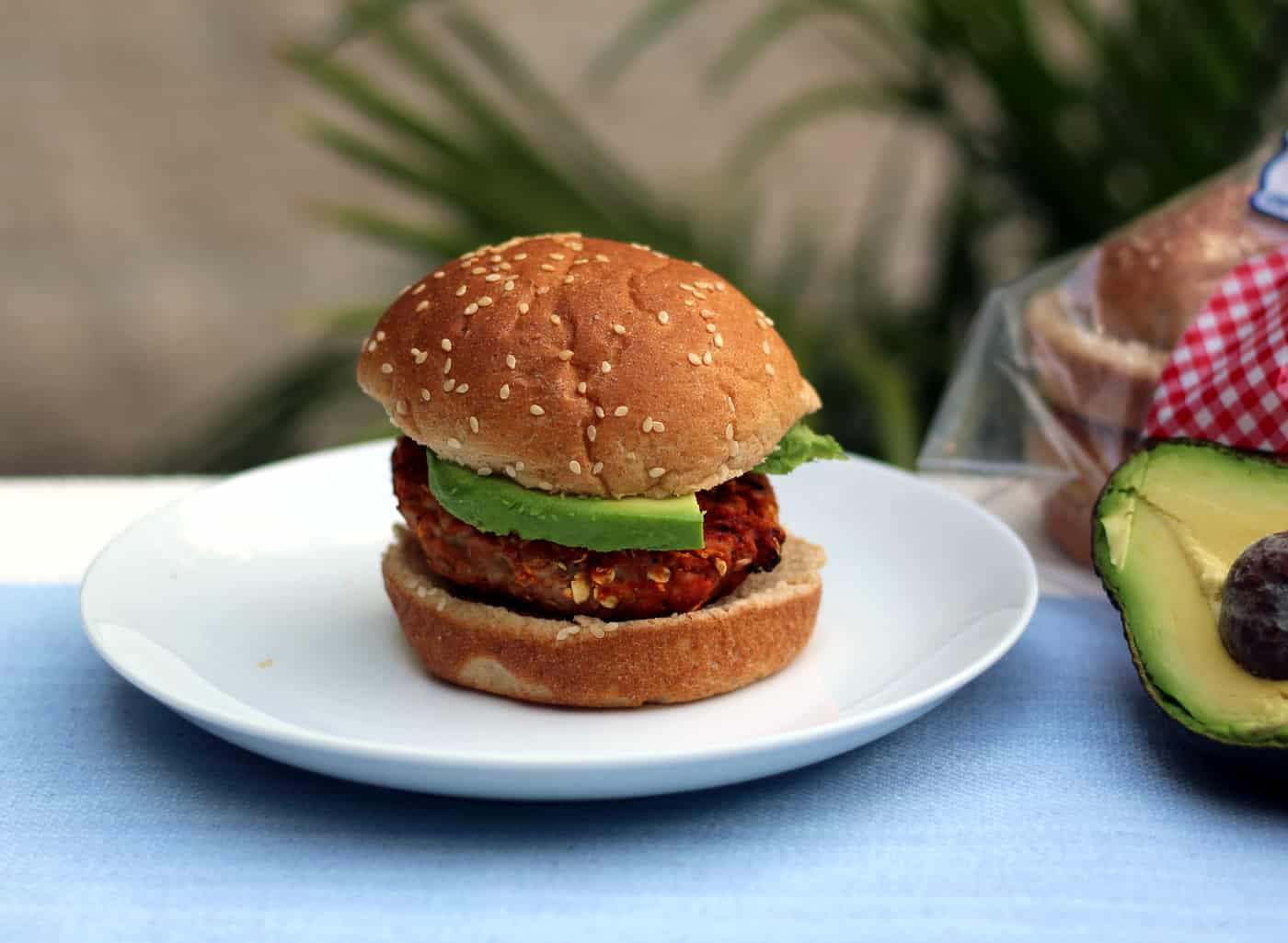 Housewarming Turkey Burgers