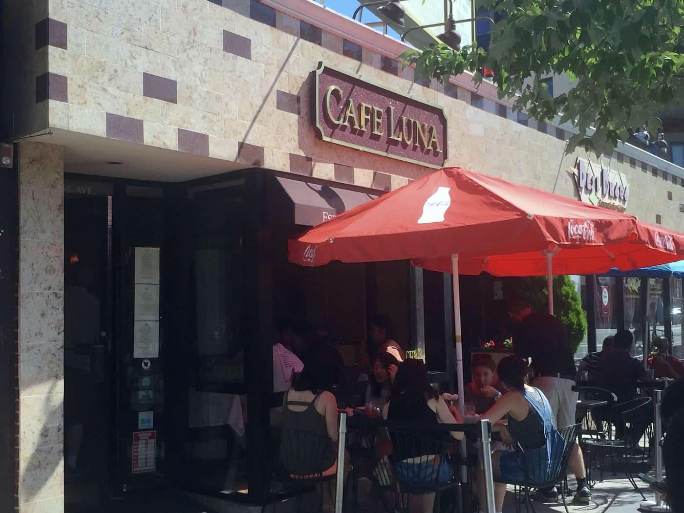 Restaurant Review: Brunch at Cafe Luna (Cambridge)