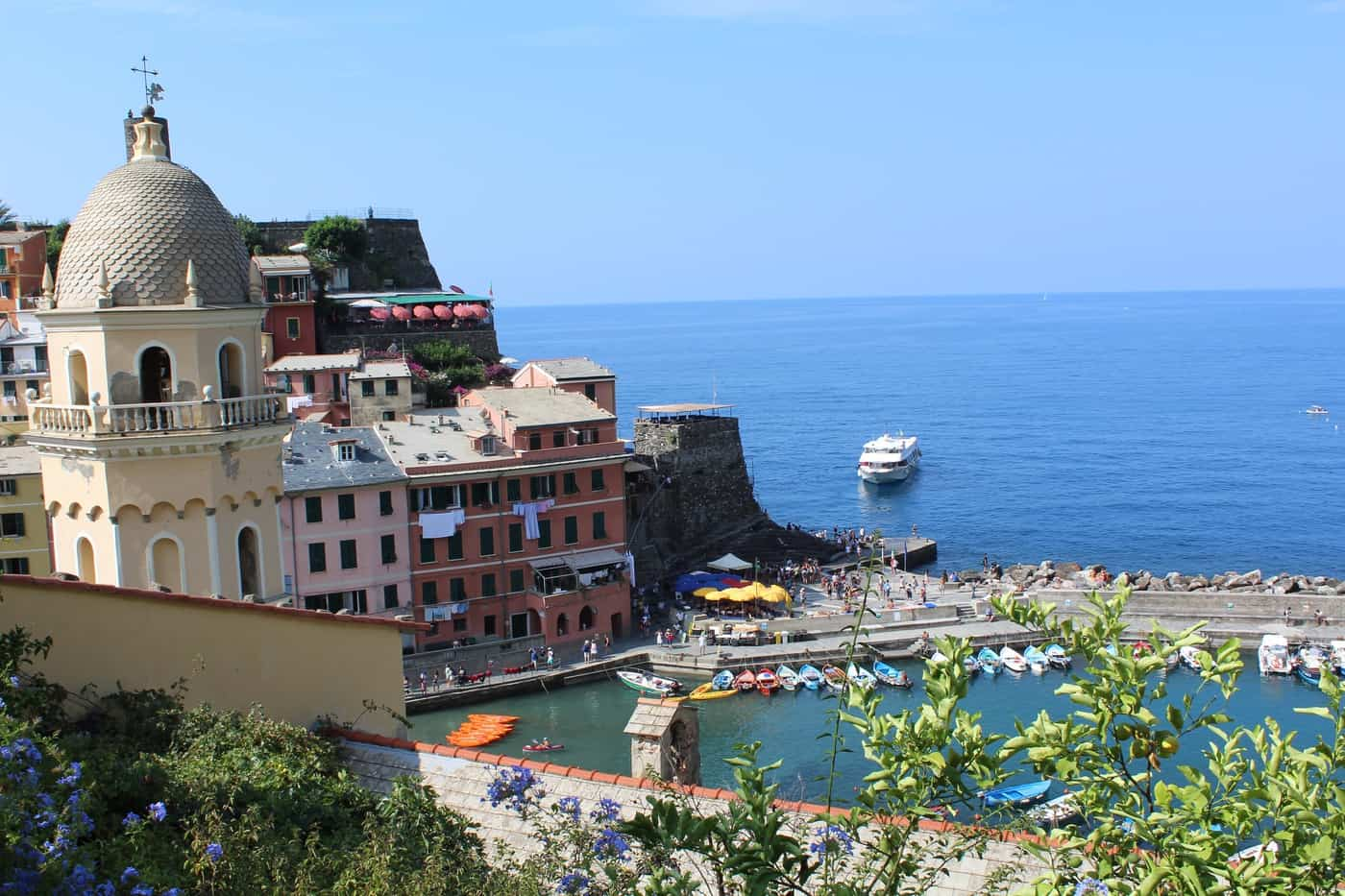 Favorite Eats from Italy Part 2: The Cinque Terre