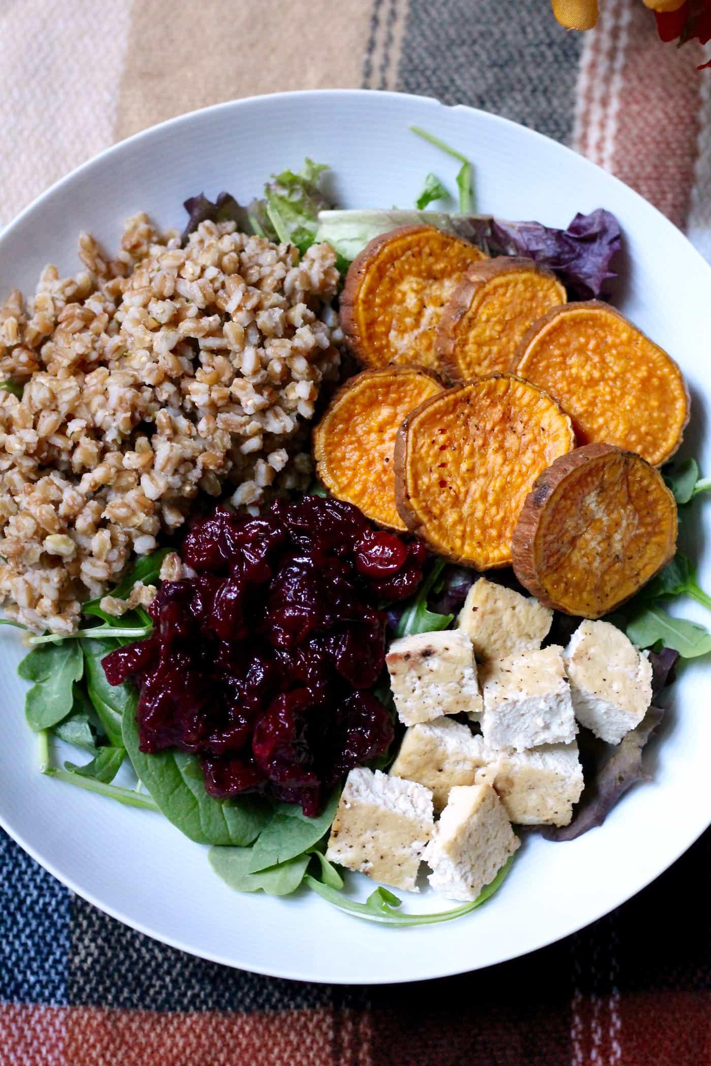 Recipe Redux: Thanksgiving Power Bowls