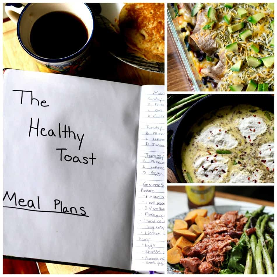 THT Meal Planning Guides: Week 6