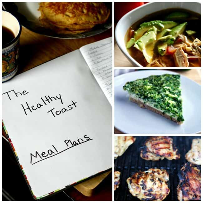 THT Meal Planning Guides: Week 7