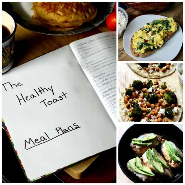 THT Meal Planning Guides: Week 9