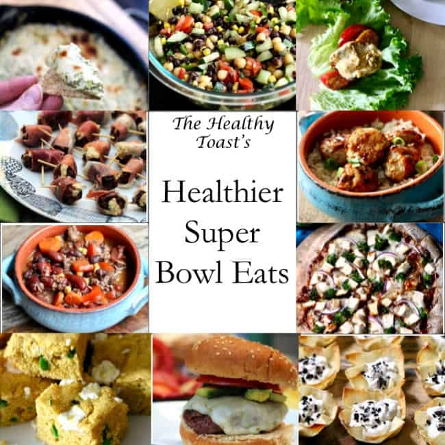 10 Healthier Super Bowl-Worthy Recipes