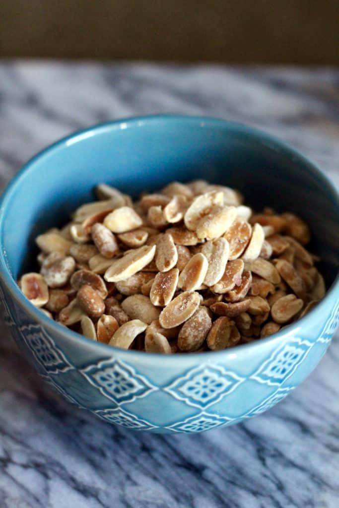 3-Ingredient Peanut Butter Cookie Energy Bites