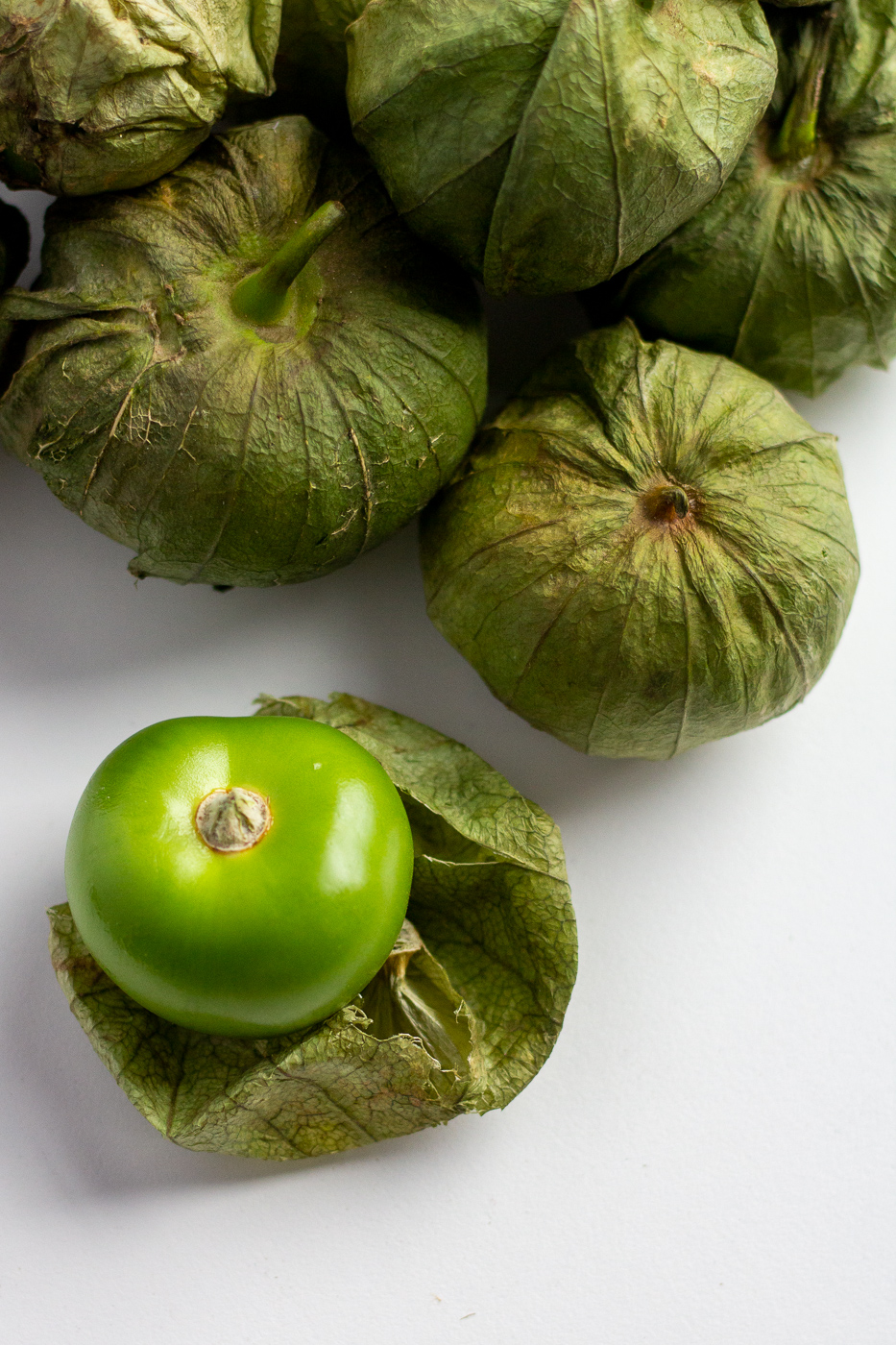 Meet Your Ingredients: Tomatillos