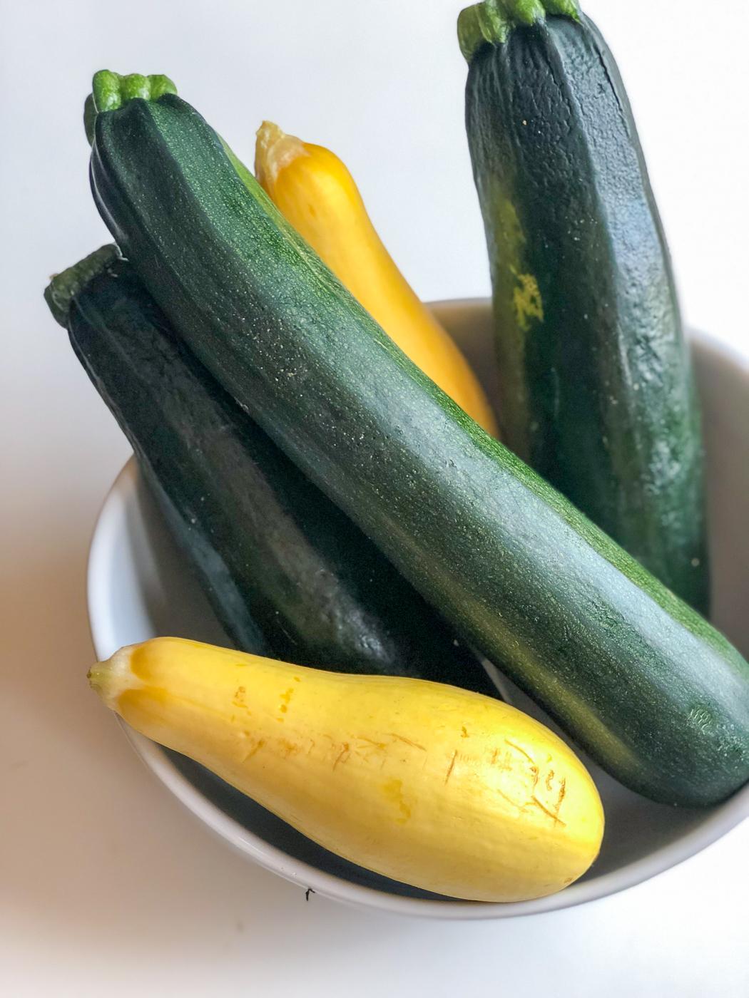 Meet Your Ingredients: Zucchini