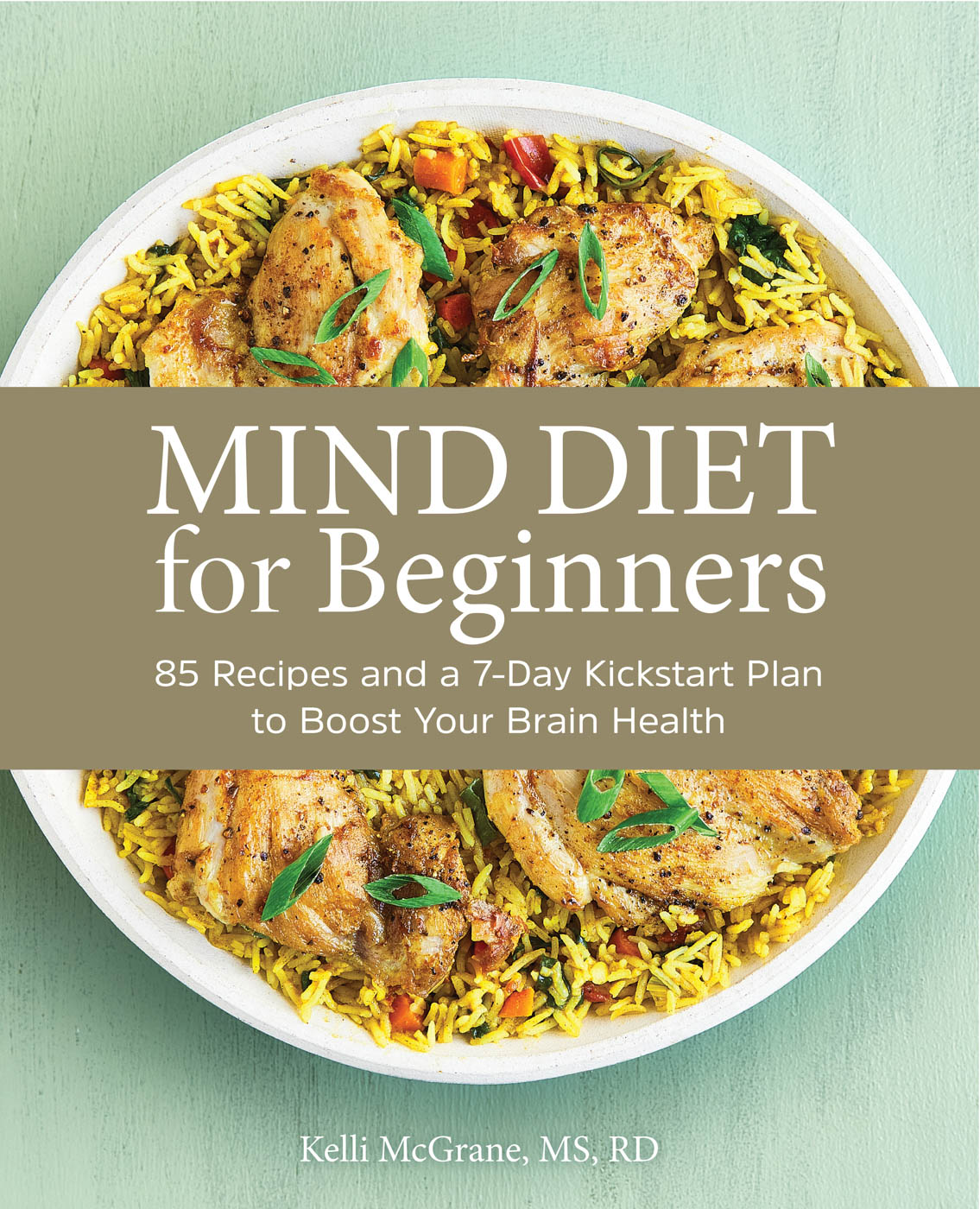MIND Diet Cookbook for Beginners