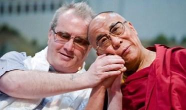 Richard Moore Dalai Lama