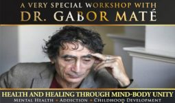 Gabor Mate Cork