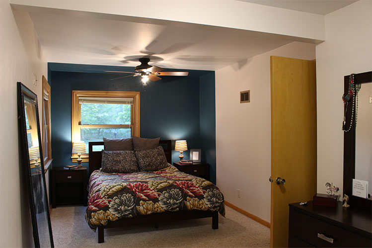 Exploring the Art of Interior Decorating: Master Bedroom After