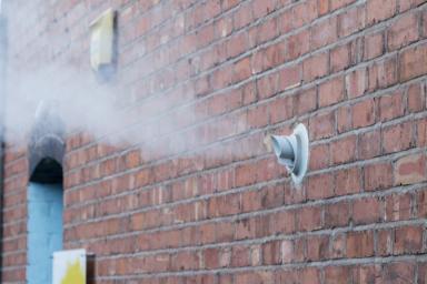 new gas boiler regulations flue