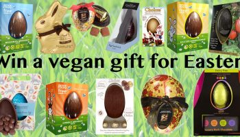 What to get a vegan for easter 2018 eggs and chocolate the win a vegan gift for easter closed negle Image collections