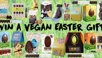 What to get a vegan for easter 2018 eggs and chocolate the related win a vegan easter gift for 2018 closed negle Choice Image