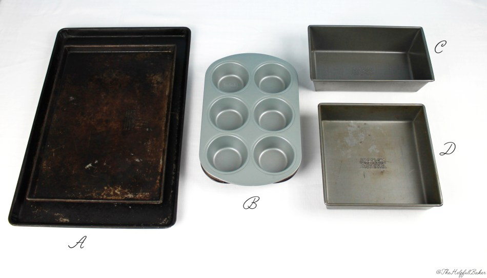 Co E Sheets Andin Tins And Cake Pans