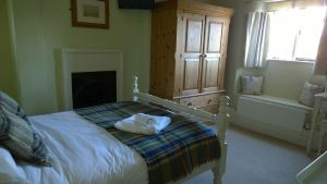 The Helyar Arms - double room