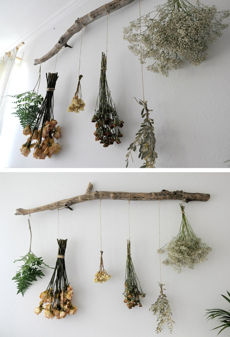 Hanging Dried Flowers_2