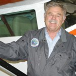Upriver resident Phil Brown will celebrate 50 years of flying in August.