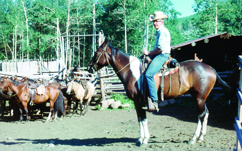 Bill Jordan took over management from his parents of the Rio Blanco Ranch and was named Citizen of the Year by the Meeker Chamber of Commerce in 2010.