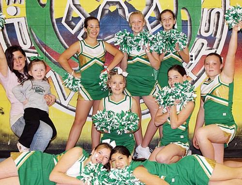 phrgrms cheerleaders