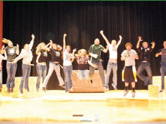 """The play is the first high school drama performance in Rangely in approximately six years,"" said drama teacher Cody Brunton."