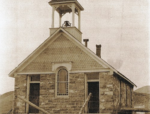 The Coal Creek School was the first rural school in the area. The current building was built in 1892 and still stands at its original site. The Rio Blanco County Historical Society plans to preserve and restore the one-room schoolhouse to its original appearance. Phase one of the project will be to reinforce and weather-proof the exterior to prevent further deterioration. A fund-raising Box Social and Dessert Auction will be held at the Buford School on Aug. 30 from 5-9 p.m. to generate funds needed for repairs.