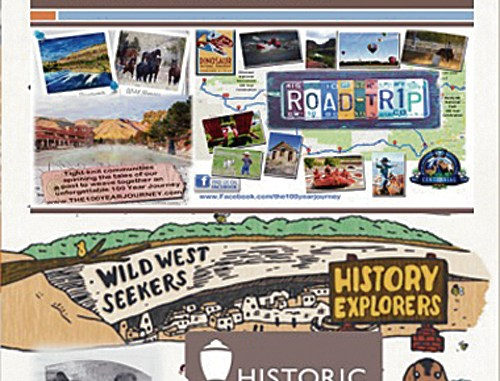 The Heritage Culture Center Committee and the Heritage Tourism Task Force have reviewed 2015 and set the stage for 2016. At the annual meeting of the Rio Blanco County Historical Society, chairwoman Ellene Meece shared the Strategic Planning Goals for 2016. Those in attendance heard from 13 different organizations presenting ways they can collaborate in telling the county's heritage story.