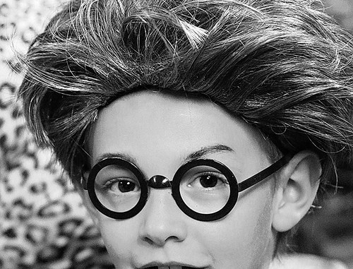 """Harry Potter's doppleganger made an appearance at Parkview Elementary's """"A Night at Hogwart's"""" fundraiser this year. Matt Scoggins photo"""