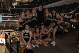 cheerleaders flash