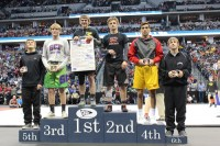 sheridan on podium