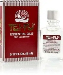 Tei Fu Essential Oil Blend - Pocket-Size