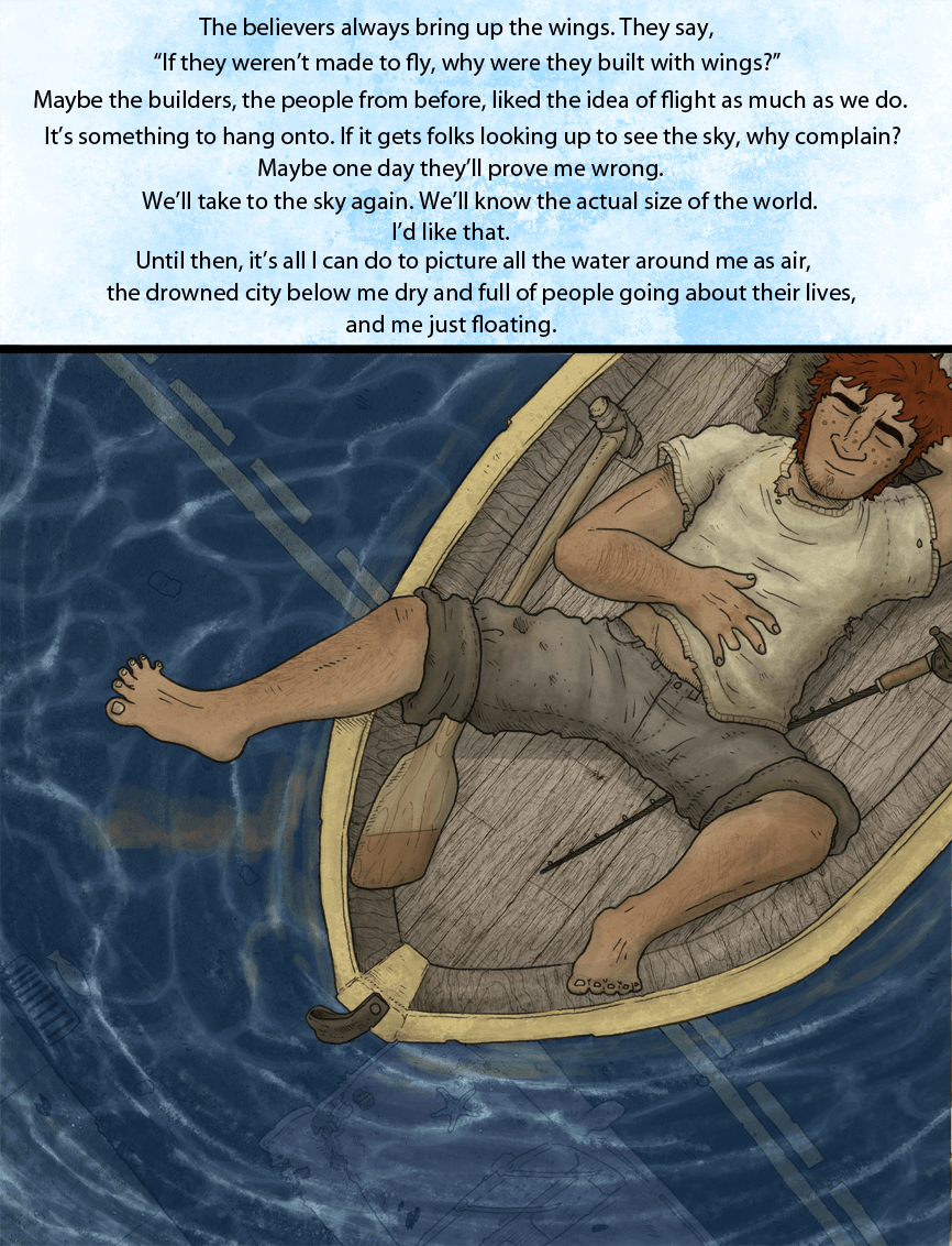 Afloat: Page 5