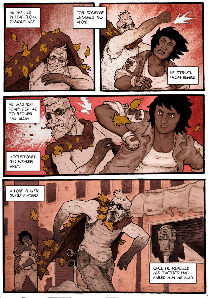Combat Medic: Page 2