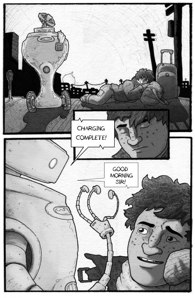 A Good Haul: Page 05