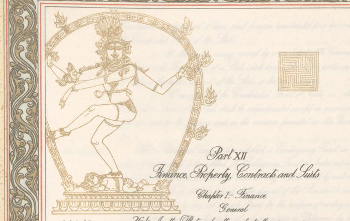constitution india